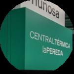 Monolito Central Térmica La Pereda