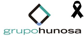 Grupo Hunosa, innovación, experiencia, energía Logo
